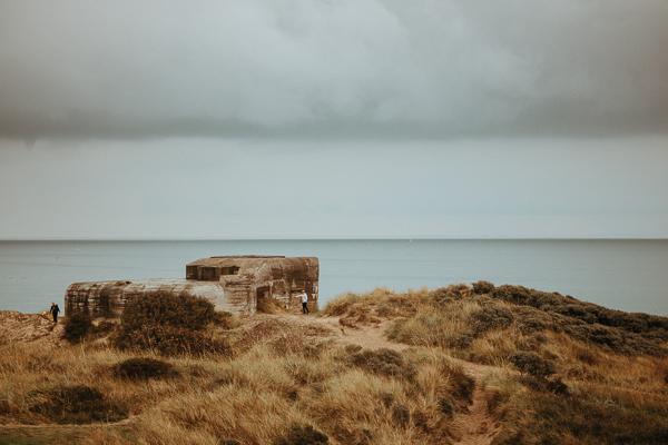 Die Bunker in Skagen